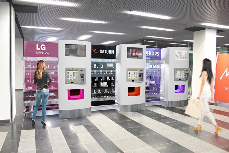 Brands are Using Automated Retail Solutions to Create a Buzz and Build Brand Loyalty