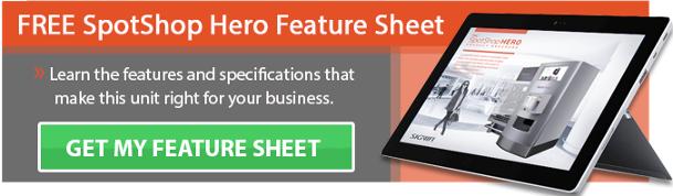 free spotshop hero feature sheet