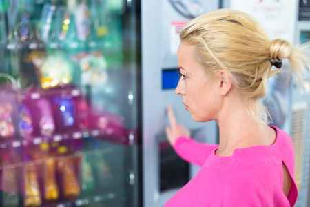 What is the Difference Between an Automated Retail Machine and a Vending Machine?
