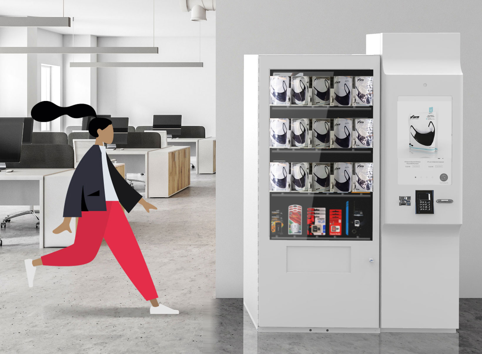 Signifi Releases PPE Dispensing & UV Locker Solutions to help Combat COVID-19 in the Workplace